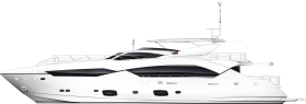 Yacht PNG