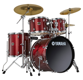 Yamaha Drums Kit PNG