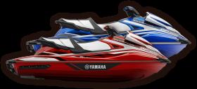 Yamaha Jet Ski PNG