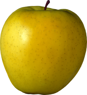 Yellow Apple's PNG
