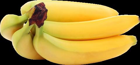Yellow Bananas PNG