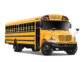 Yellow Bus PNG