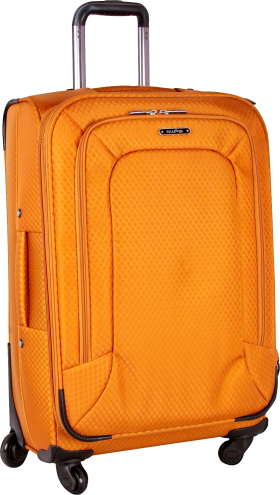 Yellow Suitcase PNG