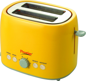 Yellow Toaster PNG