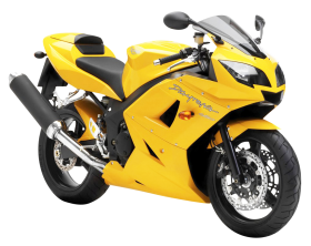 Yellow Triumph PNG