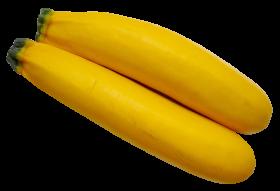 Yellow Zucchini PNG