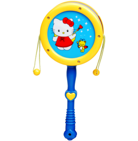 Rattle Toy PNG