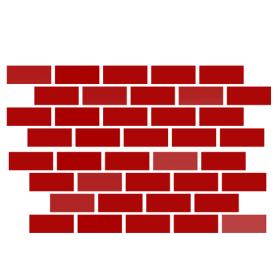 Red Bricks PNG