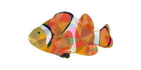 Red Fish Concept PNG
