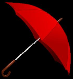 Red Umbrella PNG