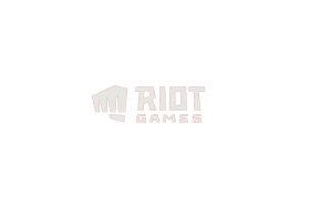 Riot Games New Logo with red outline PNG