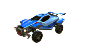 Rocket League Blue Octane PNG