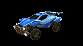 Rocket League Blue Octane PNG