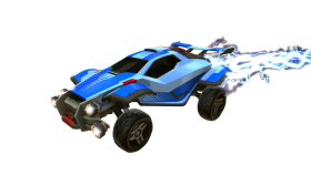 Rocket League Octane With Rays PNG