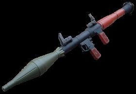 RPG Gun PNG