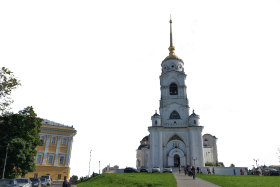 White Stone Dormition Cathederal - Russia PNG