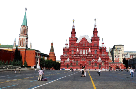 Buildings in Russia PNG