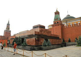 Spasskaya Tower - Moscow PNG