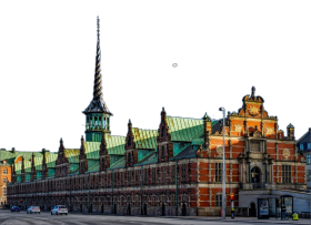 Landmark Building in Russia PNG