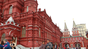 Red Square - Russia PNG