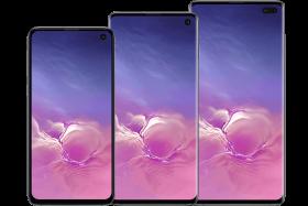 Samsung Galaxy S10 Models PNG