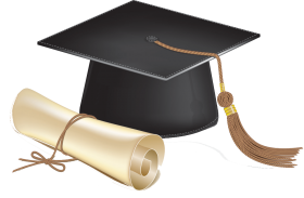 Scholarship Hat PNG