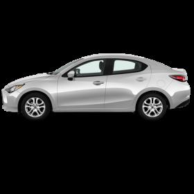 Sedan Toyota 2017 PNG