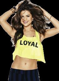 Selena Gomez Loyal PNG