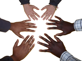 Six Hands PNG