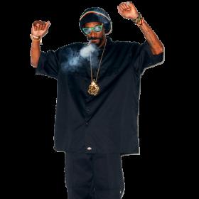 Smokeing Snoop Dogg PNG