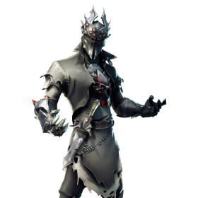 Spider Knigh Skin Fortnite Full Body PNG