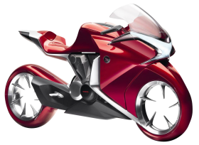 Sports Motorcycle PNG