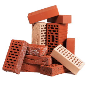 Stack Of Bricks PNG