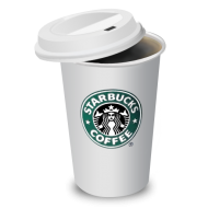 Starbucks coffee Cup PNG