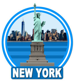 Statue of Liberty in New York PNG