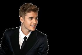 Suit Justin Bieber PNG