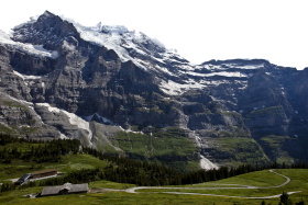 Living by the Alps PNG