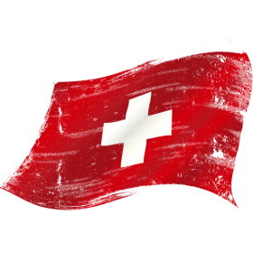 Flag of Switzerland PNG
