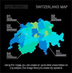 Switzerland Map PNG