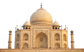 Taj Mahal - India PNG