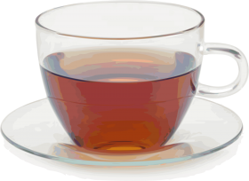 Tea in a  Cup PNG