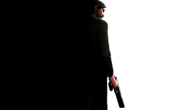 The Reaper Half Black Fornite PNG