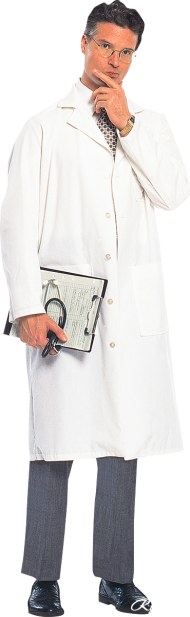 Thinking Doctor PNG
