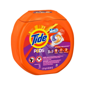 Tide Pods Package PNG