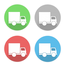 Transport Icons PNG