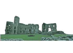 Uncompleted Castle PNG