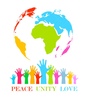 Peace, Unity, Love PNG