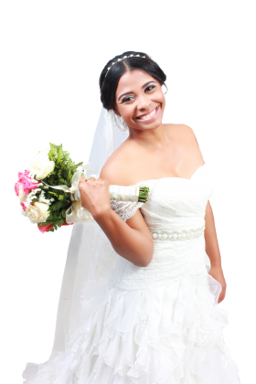 Wedding Girl PNG