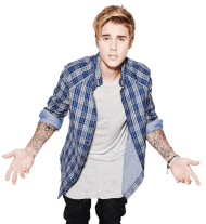 What Justin Bieber PNG
