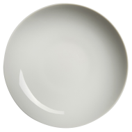 White basic Plate topview PNG